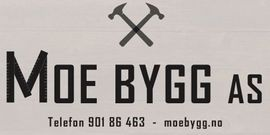 Logo Moe bygg AS